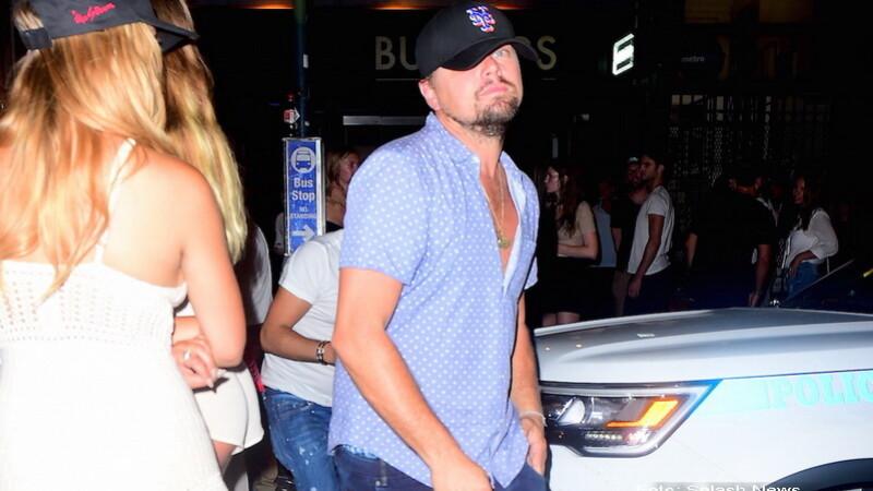 Leonardo DiCaprio si iubita lui, implicati intr-un accident de masina. Cum a reactionat femeia care s-a ciocnit cu actorul