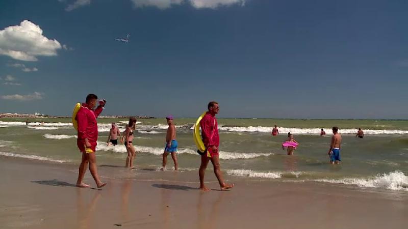 pericol pe litoral