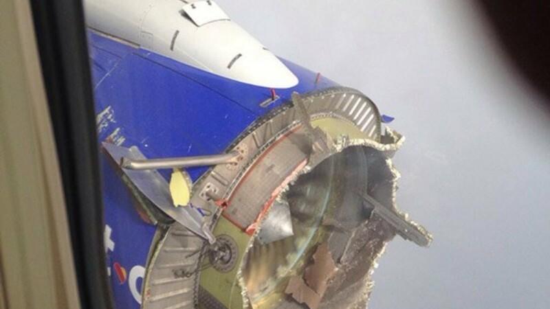 explozie avion SUA
