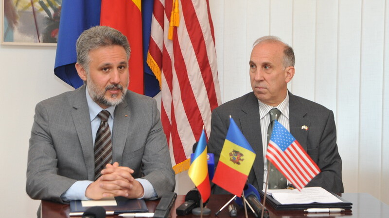 Ambasadorul SUA la Chisinau: \