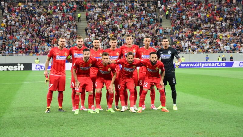 FCSB - Sporting, în play-off-ul pentru grupele Ligii Campionilor