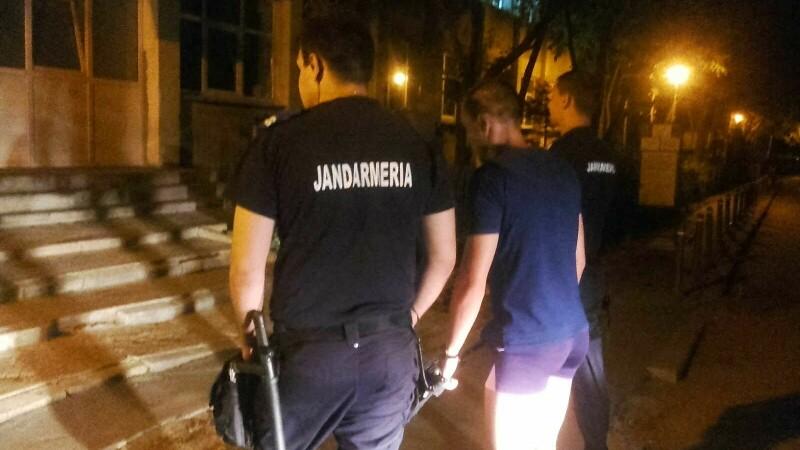 arestat jandarmi