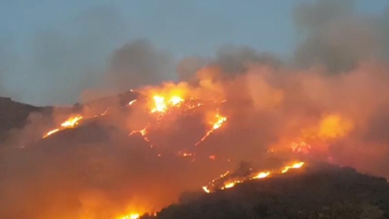 incendii europa