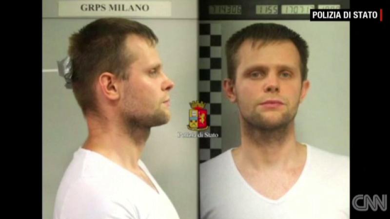 Polonezul arestat pentru răpirea fotomodelui britanic dă vina pe un grup de români