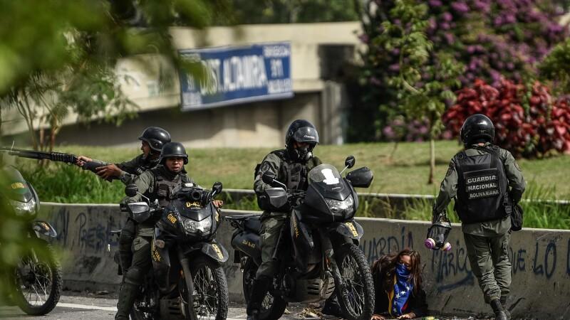 Forțe de ordine Venezuela