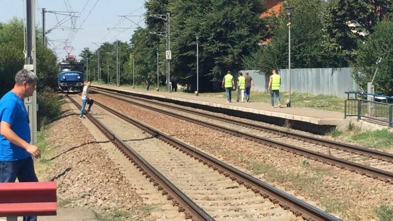 Accident tren
