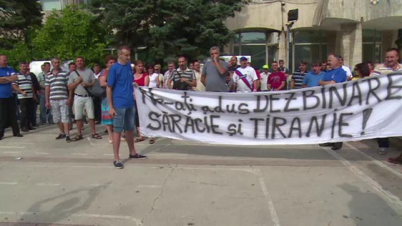 Proteste Târgoviște