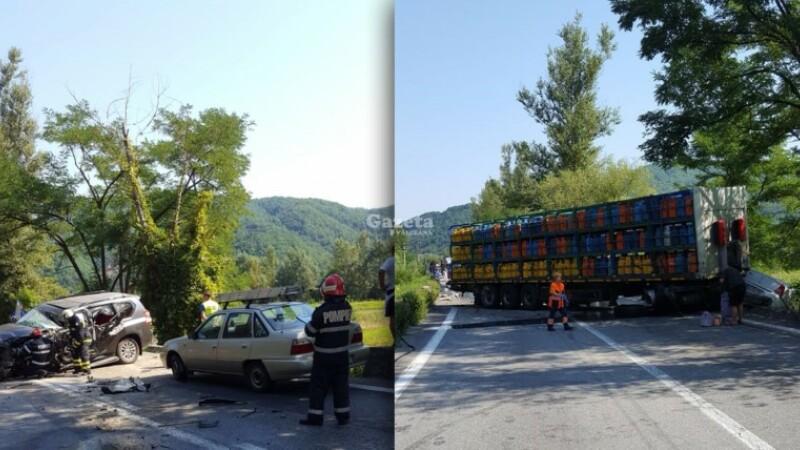 Accident Valea Oltului