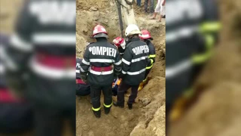 Barbati acoperiti de un mal de pamant
