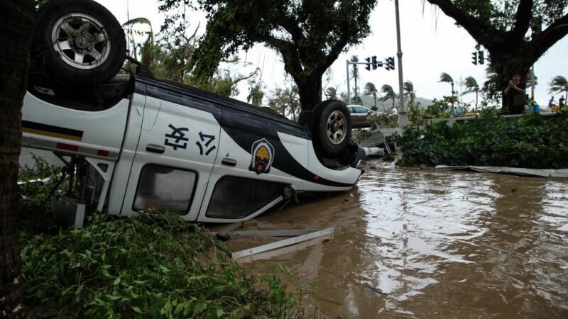Taifunul Hato - 3