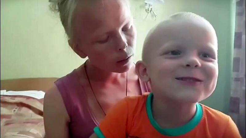 Apelul disperat al unei mame din Rusia, după ce a aflat că va muri
