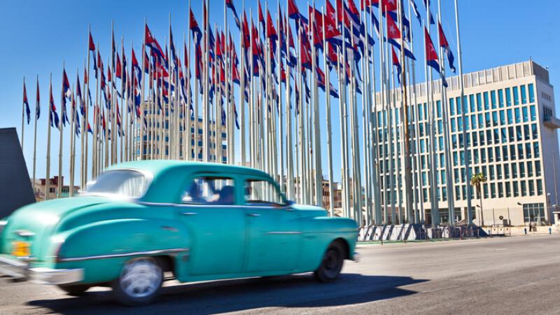 SUA acuză Cuba de un \