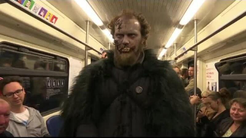 Metrou Moscova Game of Thrones