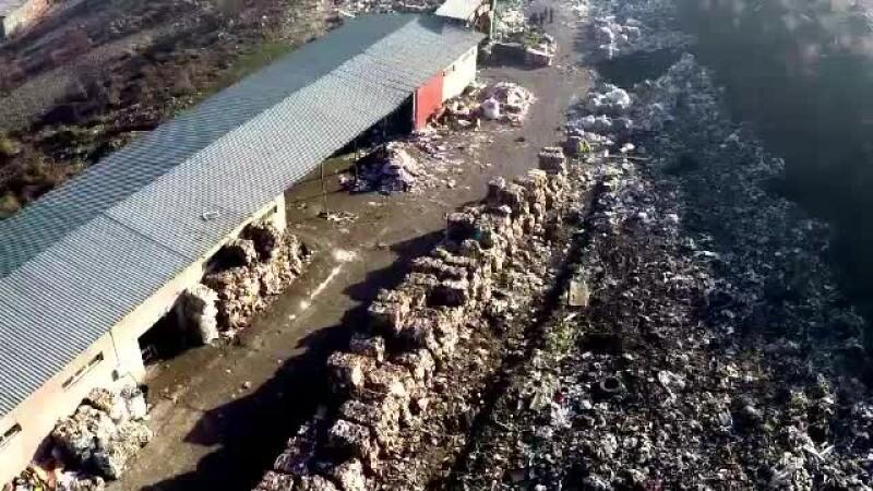 groapa de gunoi Pata Rât