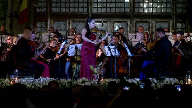 concert vioara