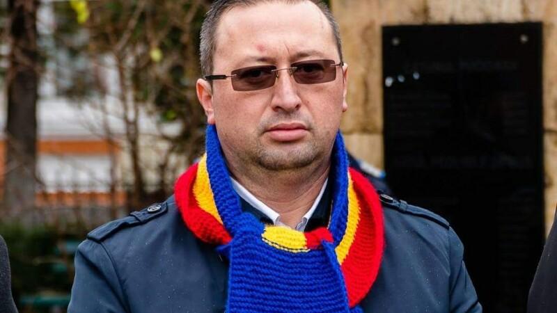 Primarul localității Pucioasa, Constantin Ana