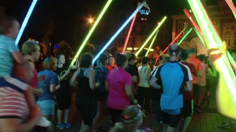 Sute de timișoreni au alergat pe străzile orașului pentru a încuraja un stil de viață sănătos