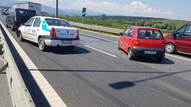accident, sibiu, autostrada,