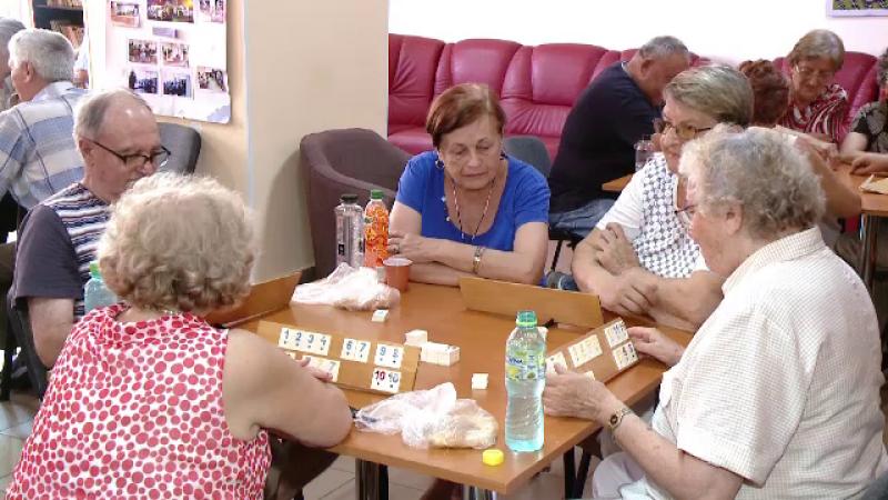 bătrâni Timișoara