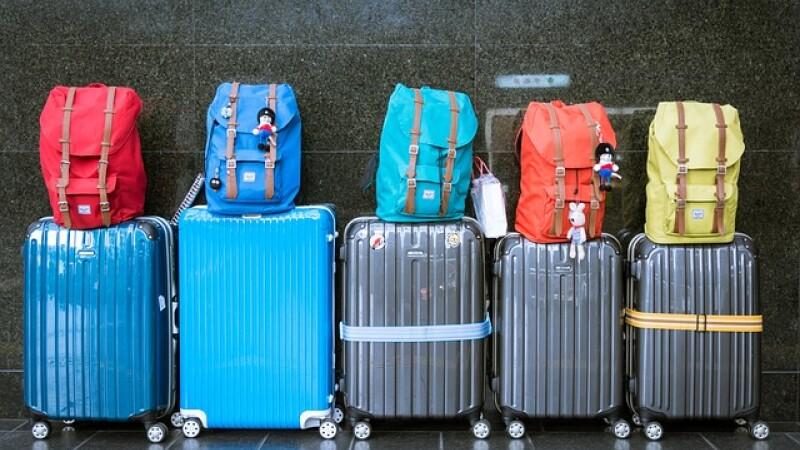 Bagaje, vacanta, migratie