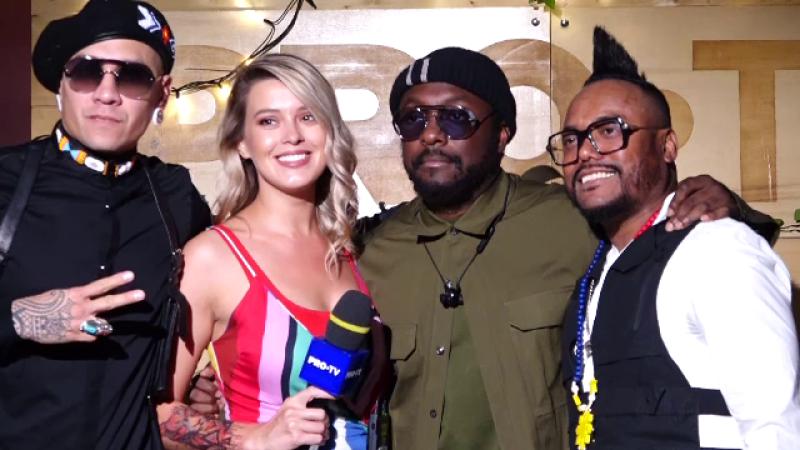 Black Eyed Peas, Untold, cluj,