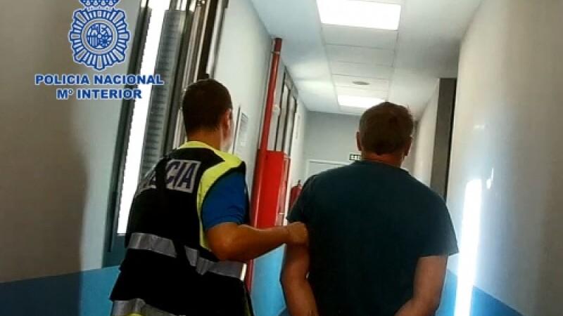 """Român descris de presa spaniolă drept """"prădător sexual periculos"""", arestat la Madrid"""