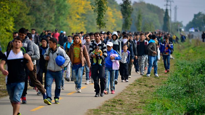 refugiati din orientul mijlociu