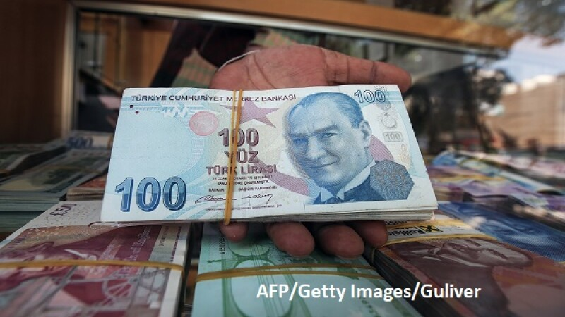 Lire turcesti - AFP/Getty Images