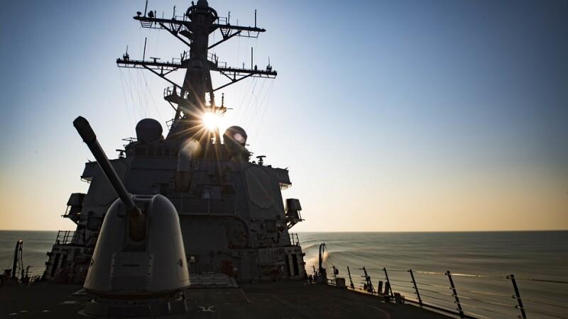 distrugătorul USS Carney