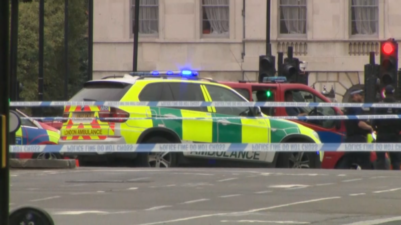 accident parlament uk