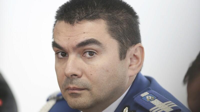 Sebastian Cucos, seful Jandarmeriei