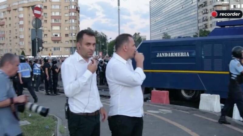 """Șeful jandarmilor la mitingul din 10 august: """"Pot să vă asigur că s-a respectat legea"""""""