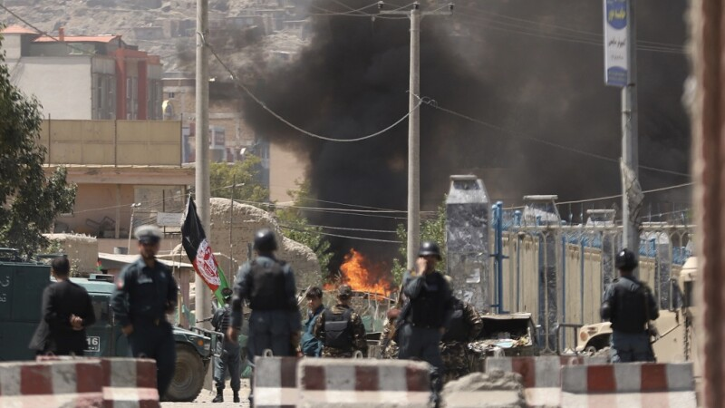 lupte in Kabul