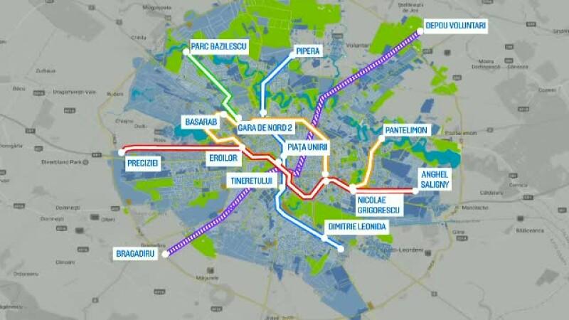 Guvernul promite metrou Bragadiru-Voluntari, resorturi de lux, spitale noi şi tren de mare viteză. De unde vor veni banii