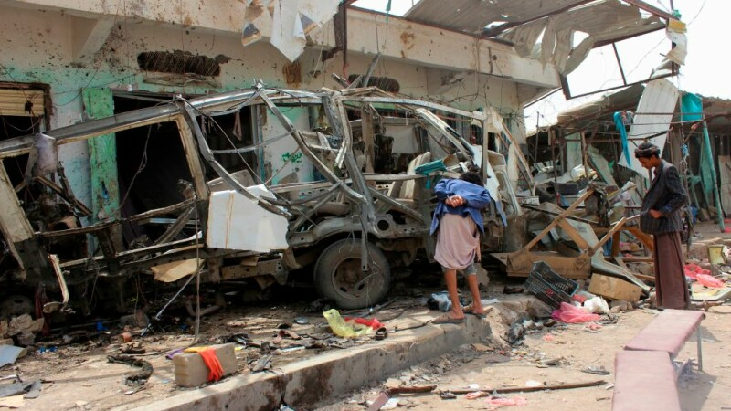26 de copii, victime ale atacurilor coaliției conduse de Arabia Saudită