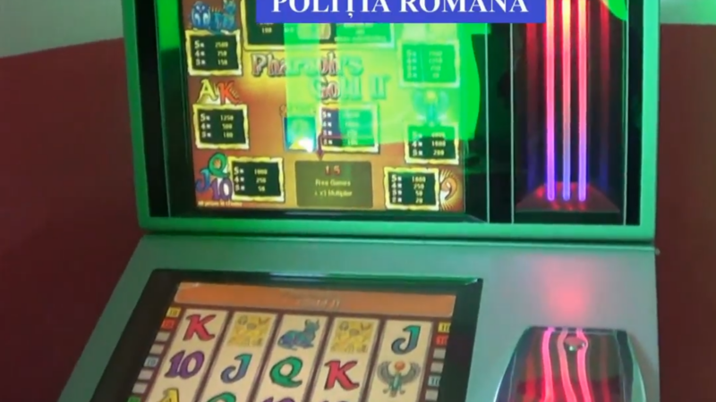 slot-machine, pacanele