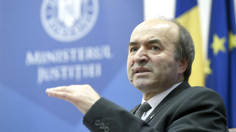 Ministrul Toader, după discuția cu Dragnea și Tăriceanu: Nu există proiect pentru amnistie