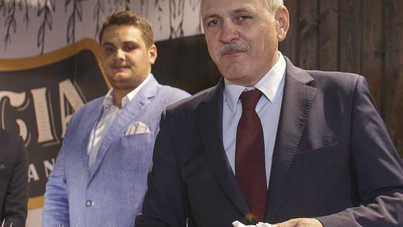 Liviu Dragnea: Fiul meu a fost agresat de mai multe ori