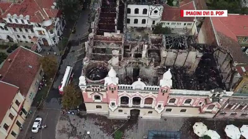 Palatul Episcopal din Oradea, refăcut în cel mult 3 ani. În ce va fi transformat