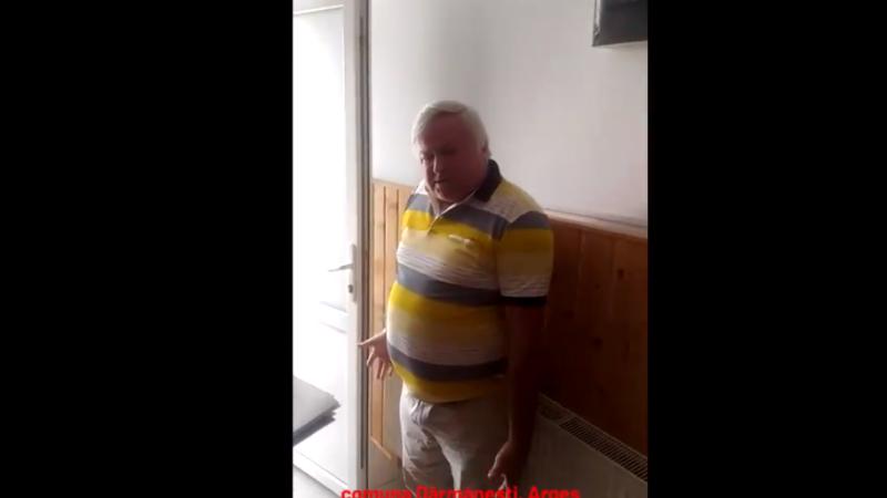 """USR: """"Primarul PSD din comuna Dârmănești i-a luat la bătaie pe colegii noștri"""". VIDEO"""