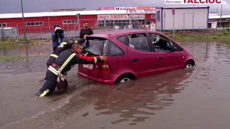 inundatii in Brasov