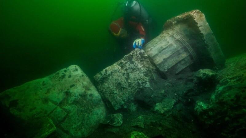 Descoperire neașteptată într-un oraș scufundat din Egiptul Antic - 3