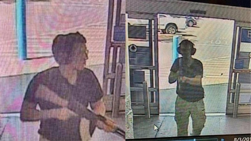 Atacul din Texas. Suspectul, surprins de camerele de suoraveghere