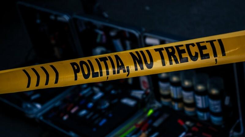 Politia, nu treceti
