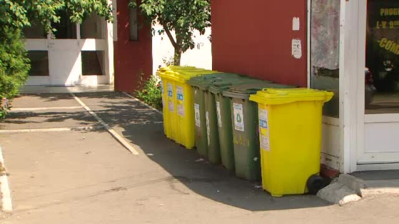 reciclare gunoi