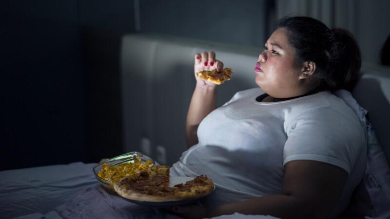 Persoane obeze