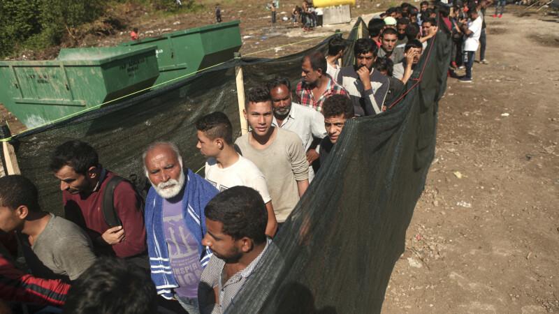 Migranti raniti in Bosnia