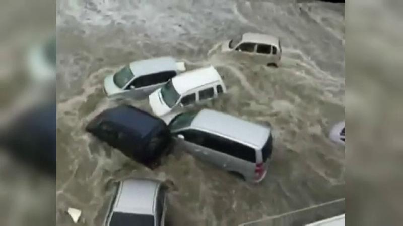 siberia, irkutsk, inundatii,
