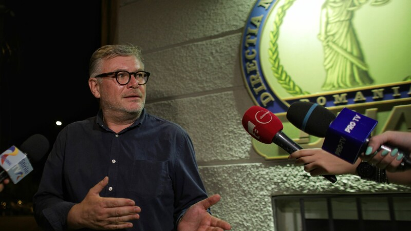 Directorul general al Oracle România a fost adus la sediul DNA