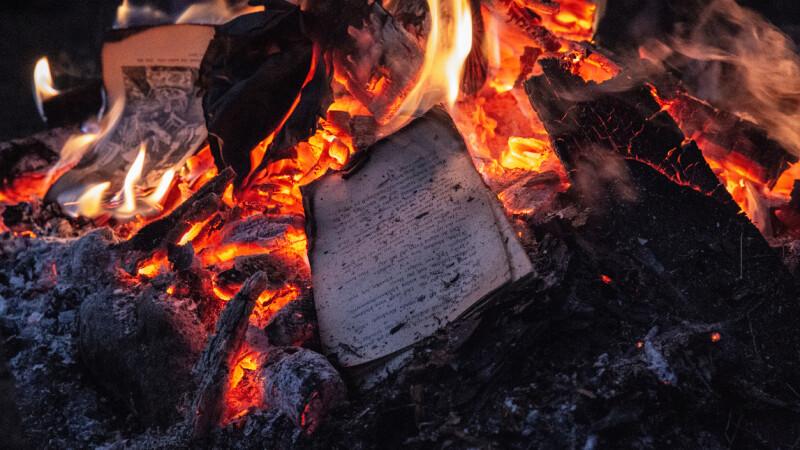 Carti arse
